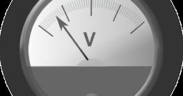 netzsanschluss-voltmeter